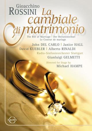 La cambiale di matrimonio, opéra de Rossini