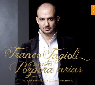 Accompagné par l'Academia Montis Regalis, Franco Fagioli chante Porpora