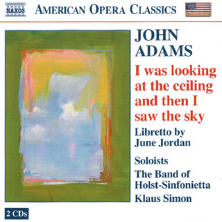 John Adams | I was looking at the ceiling and then I saw the sky