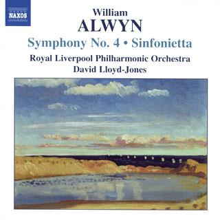 William Alwyn | Symphonie n°4 – Sinfonietta
