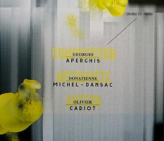 D'Aperghis, Donatienne Michel-Dansac chante Récitations et Tourbillons