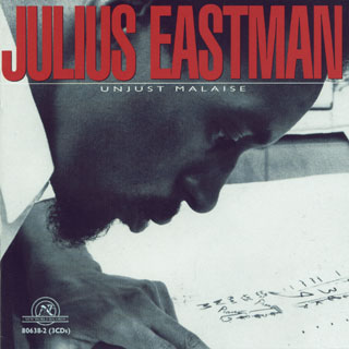 archives Julius Eastman | 1 coffret 3 CD New World Records (2005)