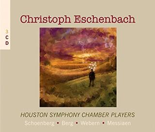 Christoph Eschenbach joue Berg – Messiaen – Schönberg – Webern
