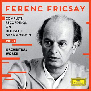 un coffret de 45 CD célèbre le centenaire Ferenc Fricsay (1914-1963)