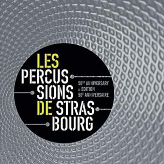 Les Percussions de Strasbourg | édition du cinquantième anniversaire