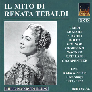 archives Renata Tebaldi | enregistrements 1949-1953