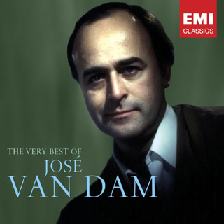 archives José van Dam (2 CD EMI Classics)