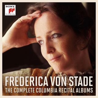 en un coffret, voici l'intégrale des récitals Columbia de Frederica von Stade