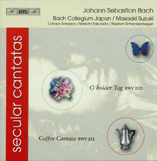 Johann Sebastian Bach | Cantates BWV 210 – BWV 211