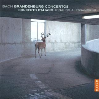 Johann Sebastian Bach | Concerti brandebourgeois