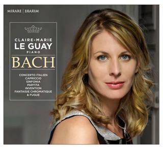 La pianiste Claire-Marie Le Gay joue Johann Sebastian Bach