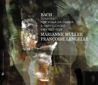 Johann Sebastian Bach | sonates pour viole de gambe et clavecin