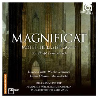 Carl Philipp Emanuel Bach | œuvres variées