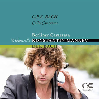 Le violoncelliste Konstantin Manaev joue trois concerti de CPE Bach