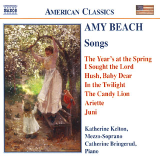 Amy Beach | trente-six mélodies
