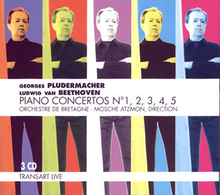 Ludwig van Beethoven | Concerti pour piano n°1 à n°5