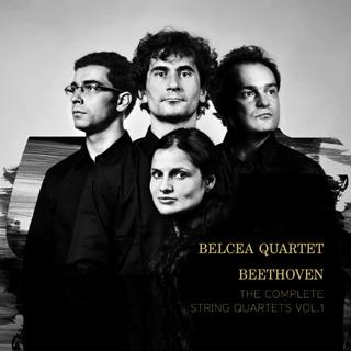 Ludwig van Beethoven | intégrale des quatuors (vol.1)
