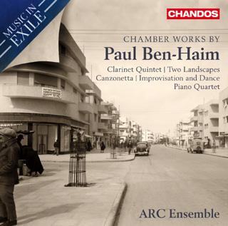 ARC Ensemble  joue la musique de chambre de Paul Ben-Haim (1897-1984)