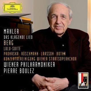 Alban Berg – Gustav Mahler | Lulu Suite – Das klagende Lied