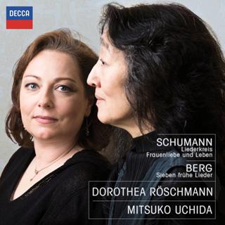 Le soprano Dorothea Röschmann chante Berg et Schumann