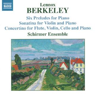 Lennox Berkeley   musique de chambre