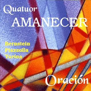 Bernstein – Piazzolla – Turina | récital Quatuor Amanecer (guitares)