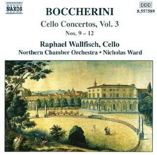 Luigi Boccherini | concerti pour violoncelle