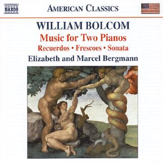 William Bolcom | pièces pour deux pianos