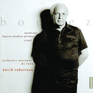 Boulez | Rituel in memorian Maderna – Notations – Figures-Doubles-Prismes
