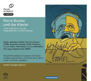 Pierre Boulez | intégrale des pièces pour piano