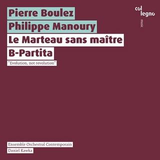 Avec l'Ensemble Orchestral Contemporain, Kawka joue Boulez et Manoury