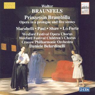 Walter Braunfels | Prinzessin Brambilla