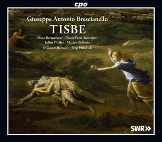 Jörg Halubek joue Tisbe, un opéra de Giuseppe Antonio Brescianello