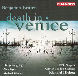 Benjamin Britten | Death in Venice