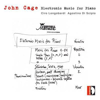 John Cage | Electronic Music for Piano