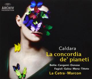 Andrea Marcon joue La concordia de' pianeti (1723) d'Antonio Caldara