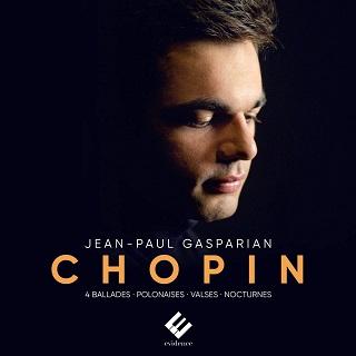 Le jeune pianiste Jean-Paul Gasparian enregistre les Ballades de Chopin