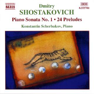 Le pianiste Konstantin Scherbakov joue Dmitri Chostakovitch