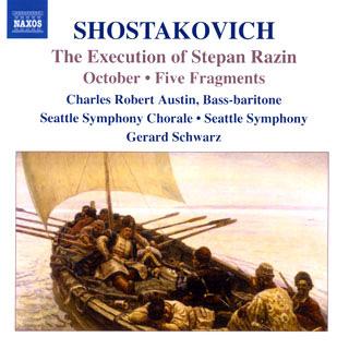 Dmitri Chostakovitch | L'exécution de Stepan Razin Op.119 – etc.