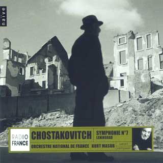 Dmitri Chostakovitch | Symphonie n°7 « Leningrad »