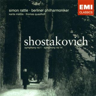 Dmitri Chostakovitch | symphonies n°1 – n°14
