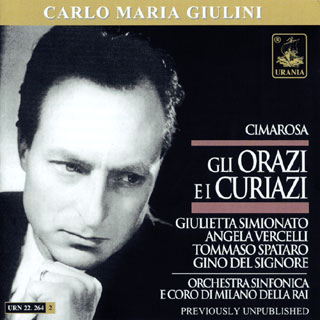Domenico Cimarosa | Gli Orazi e i Curiazi