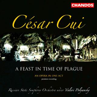 César Cui | Un festin au temps de la peste – etc.