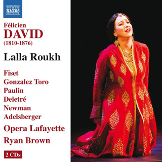 Lalla Roukh (1862), un opéra-comique de Félicien David