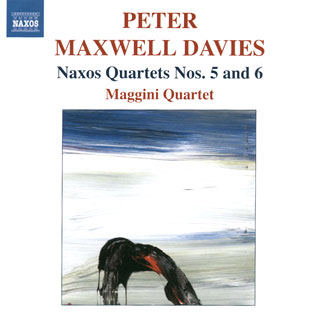 Peter Maxwell Davies | Quatuors à cordes n°5 – n°6