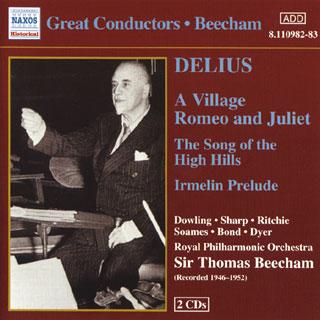 Frederik Delius | A village Romeo and Juliet – etc.