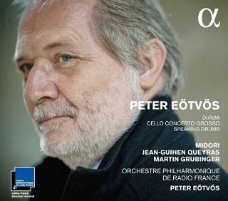 L'Orchestre Philharmonique de Radio France joue Péter Eötvös