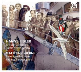 Hanns Eisler | pièces variées