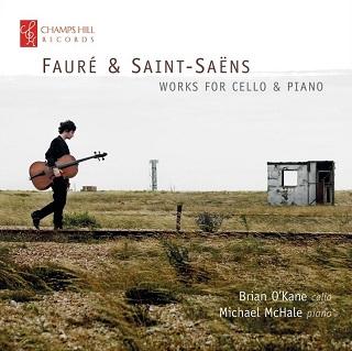 Fauré et Saint-Saëns par Brian O'Kane (violoncelle) et Michael McHale (piano)