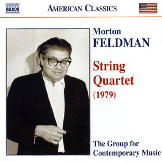 Morton Feldman | Quatuor à cordes n°1